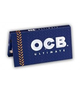 Cartina OCB Corta Doppia Ultimate conf. da 25 pz.