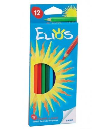 Pastelli Elios da 12 pz.