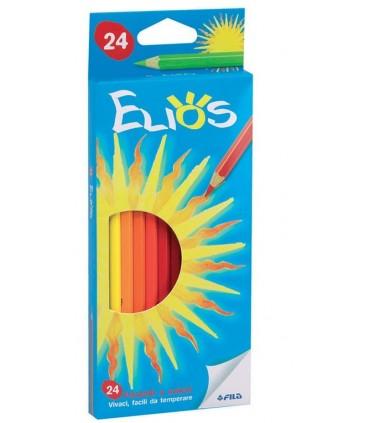 Pastelli Elios da 24 pz.