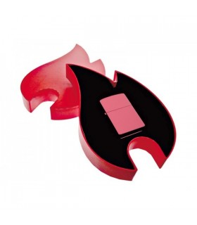 Zippo Carnation Pink in scatola da regalo