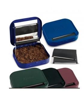 Rolling Automatica Pinch in Metallo con Effetto Gommato conf. 8 pz. colori assortiti