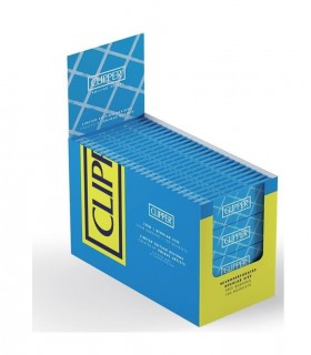 Cartina Clipper Corta Blu conf. da 100 pz.
