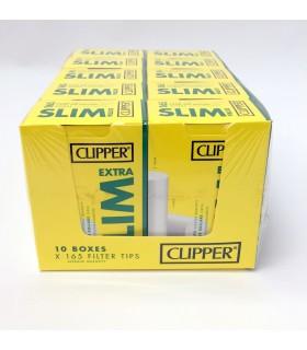 Filtri Clipper Extra Slim 5.5mm conf. da 10 pz.