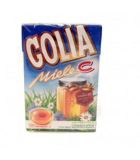 GOLIA MIELE C CON MENTOLO ASTUCCIO CONF. DA 20 PZ.