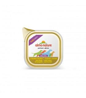 Almo Nature Daily Tacchino e Zucchine Vaschetta da 100 g