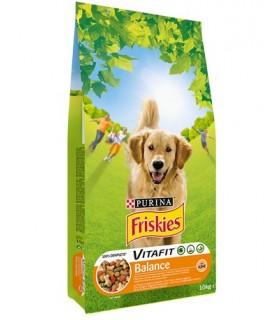 Croccantini Purina Friskies per Cani con Pollo e Verdure sacco 1.5 kg