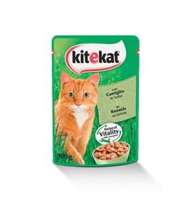 Kit Kat per Gatti Coniglio Busta 100 gr