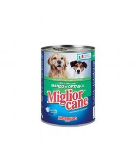 Miglior Cane Bocconi con Manzo e Ortaggi Lattina 405 gr