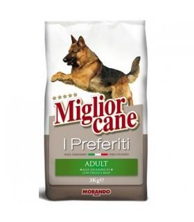 Crocchette Miglior Cane Adult Pollo e Riso 3 kg