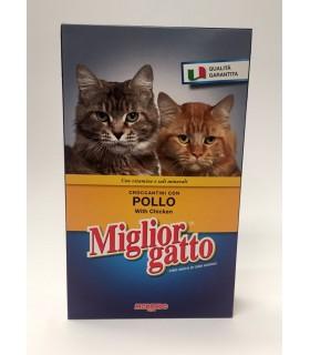 Croccantini Miglior Gatto con Pollo 400 gr