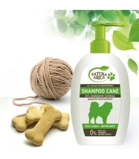 Shampoo Natura Amica per Cani Pelo Lungo 250 ml
