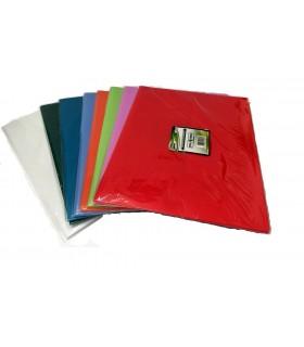 Cartellina Lebez con Elastico  in PPL mis.23x35 cm disponibile in vari colori