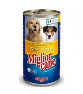 Bocconi Miglior Cane Pollo Tacchino 1250 gr