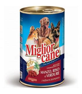 Bocconi Miglior Cane Manzo Riso e Verdure 1250 gr