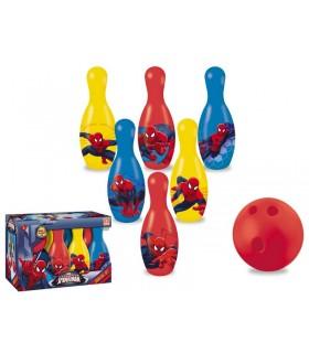 Set Birilli Spiderman con Palla confezionati in scatola