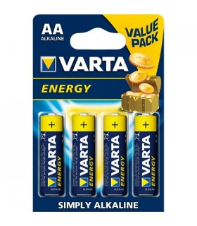 Pila Varta Stilo Energy Simply Alkaline conf. da 20 blister