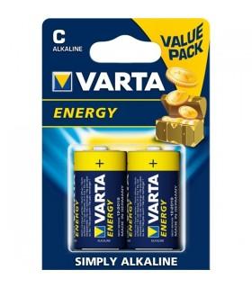 Pila Varta Mezza Torcia Energy Simply Alkaline conf. da 10 blister