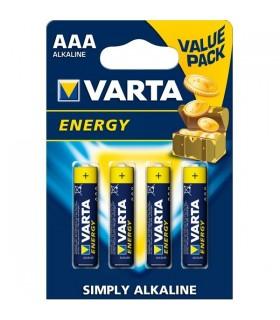 Pila Varta Ministilo AAA Energy Simply Alkaline conf. da 10 blister