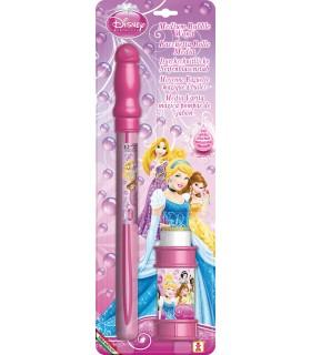 Bacchetta Magica Principesse Disney 36 cm con Bolle di Sapone