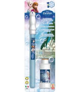 Bacchetta Magica Frozen Disney 36 cm con Bolle di Sapone