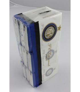 Fazzoletti  Inter  confezione da 9 pacchettini