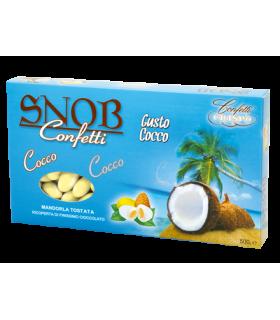CONFETTI SNOB CRISPO AL COCCO 500 G