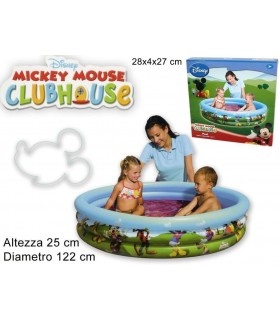 Piscina Gonfiabile Mickey Mouse
