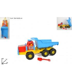 Camion con Cassone L.54 cm