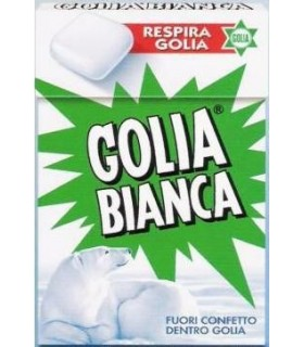 GOLIA BIANCA ASTUCCIO  CONF. DA 20 PZ.