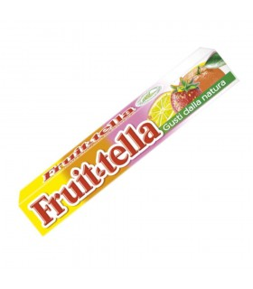 FRUITTELLA ALLA FRUTTA ASSORTITI STICK CONF. DA 20 PZ.