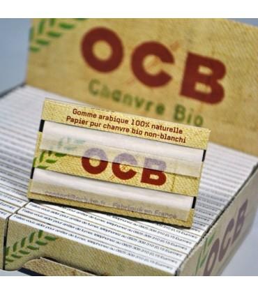Cartina OCB Organic Bio Corta Doppia conf. 25 libretti da 100 cartine
