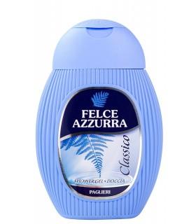 Bagnoschiuma Felce Azzurra 200 ml.  Classico