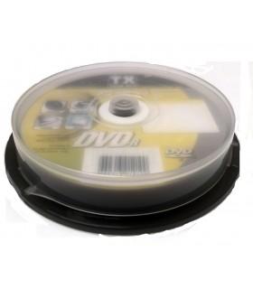 DVD-R 4.7 GB campana da 10 pz.
