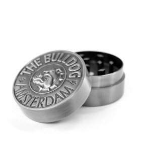 Grinder in Metallo THE BULLDOG 2 Parti