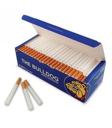 Tubi Vuoti per Sigarette THE BULLDOG da 200 conf. 5 pz.