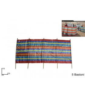Paravento da Spiaggia H.115 cm
