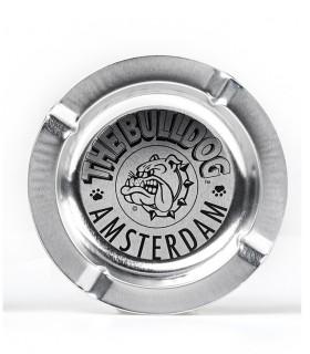 Posacenere THE BULLDOG in Alluminio colore Silver