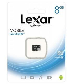 Micro SD Lexar 8GB