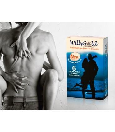 Profilattici Willygold 6 pz. conf.24 pz.
