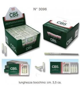 Minibocchini CB5 Slim conf. 30 pz.