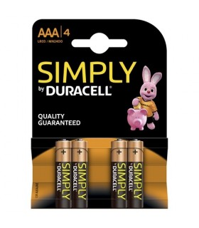 Duracell Simply Ministilo conf. 10 blister