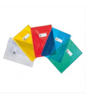 Coprimaxi in PVC Liscio spessore 140 my conf. da 30 pz. colore trasparente neutro