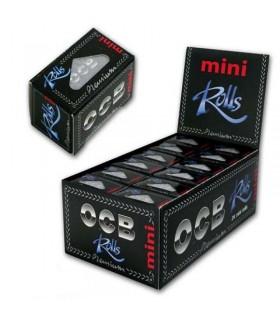Cartine Mini  a Rullo OCB Lunghe conf. 24 pz.