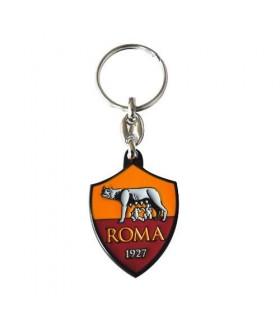 Portachiavi Roma in metallo smaltato