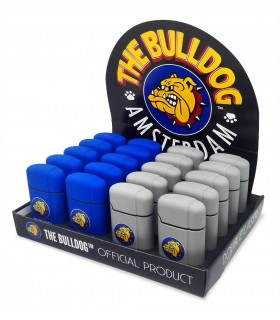 Accendino Doppia Fiamma Expo 20 pz THE BULLDOG
