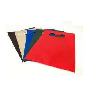 Buste Regalo opache in PPL fustellate mis.16x25 con manico conf. 100 pz. colori assortiti