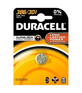 Pila Duracell a Bottone 389/301 conf. da 10 Blister