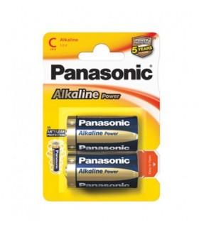 Panasonic 1/2 Torcia  Alkaline   conf. da 12 blister