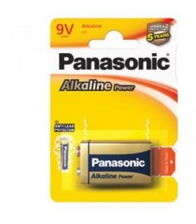 Panasonic 9 VOLT  Alkaline   conf. da 12 blister