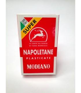Carte Regionali Napoletane Modiano Plastificate